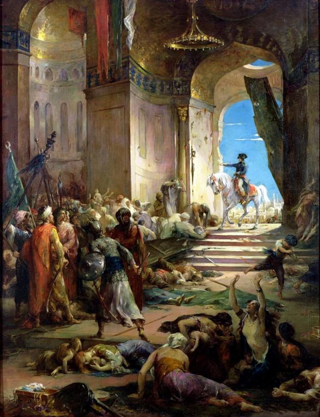 Napoleon Bonaparte, (C19) Henri Leopold Levy