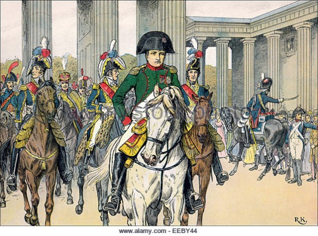 arrival-of-napoleon-i-in-berlin-on-october-27-1806-napoleonic-wars-EEBY44