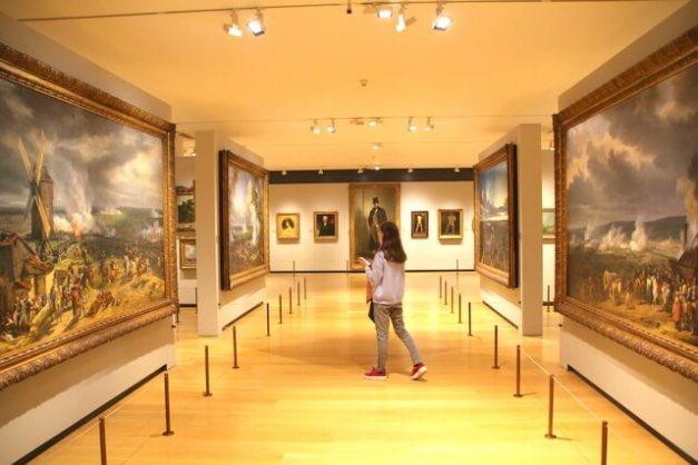 National Gallery - obrazy Horacego Verneta