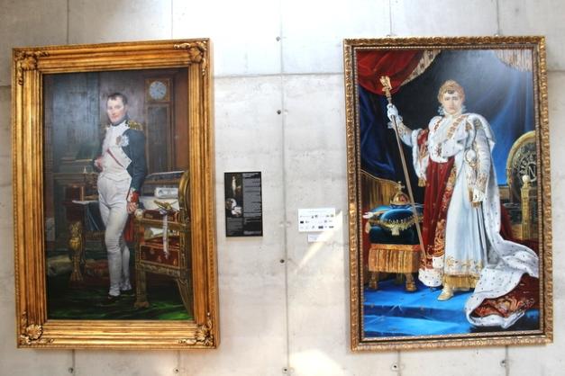 Najnowsza część muzeum z obrazami