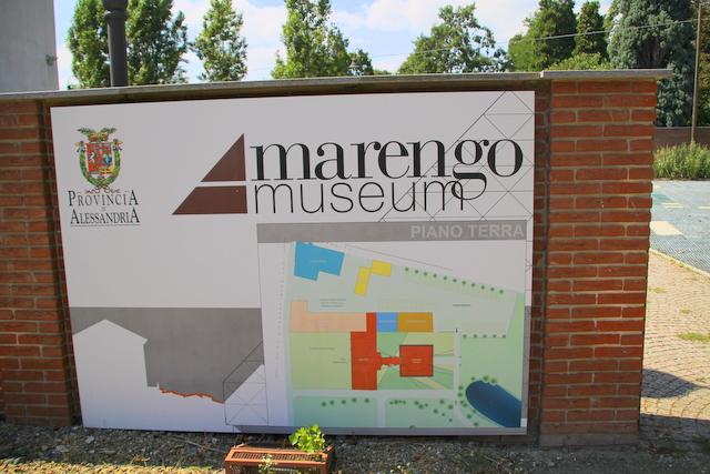 Muzeum bitwy pod Marnego otwarte jest tylko w soboty i niedziele